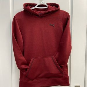 Puma pullover hoodie size S